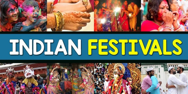 india the land of festivals