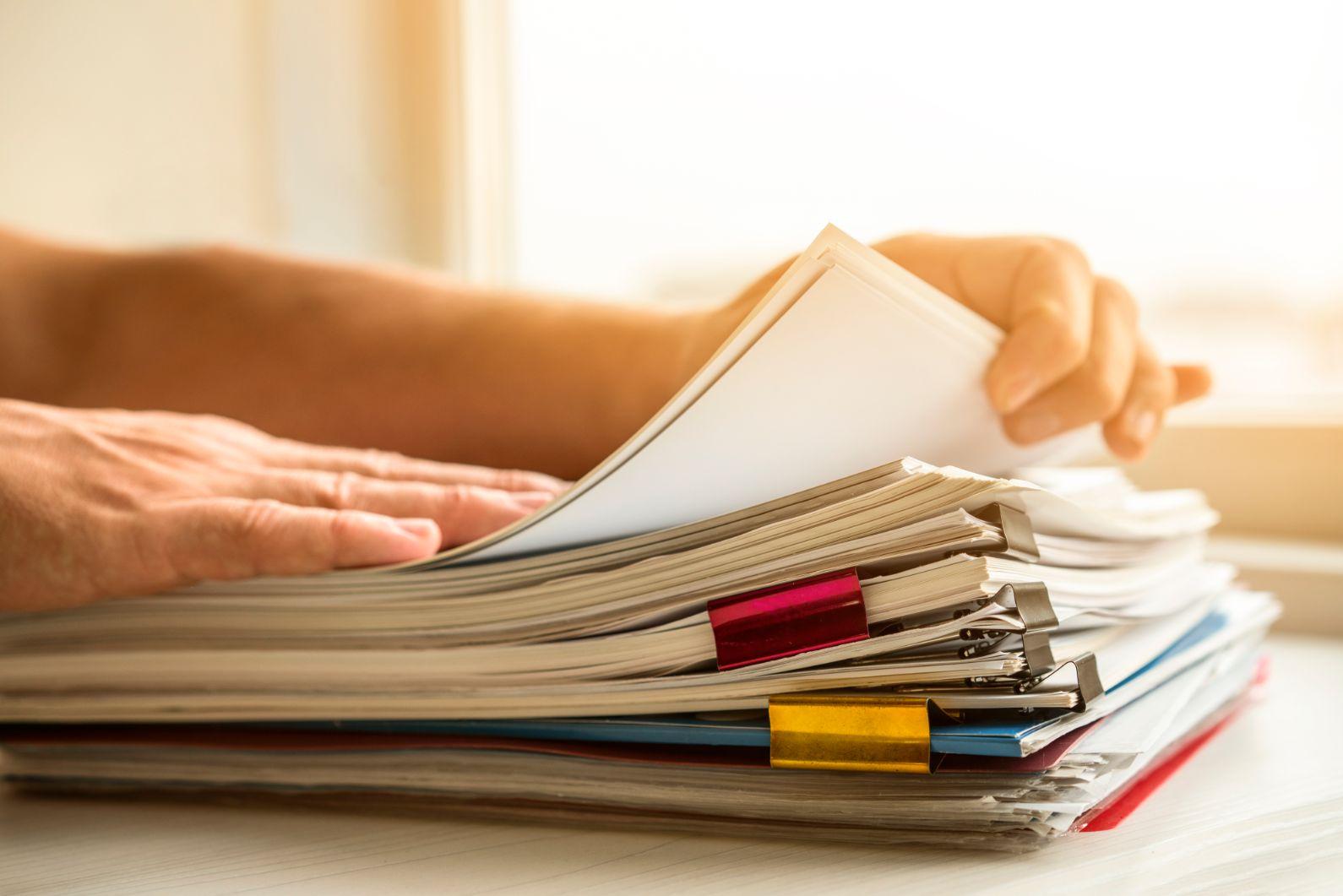 Document attestation process